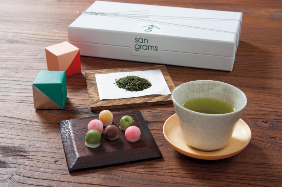 サングラム-芽茶とあん丸